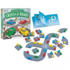 Cross roads egyszemélyes logikai játék