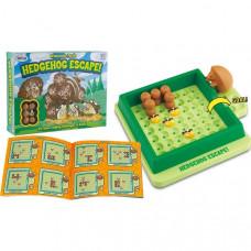 Hedgehog escape egyszemélyes logikai játék