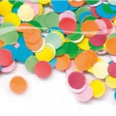 Színes nagy kerek konfetti 1Kg
