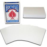 Bicycle üres képoldal - üres hátoldalu kártya
