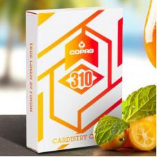 Copag alpha orange cardistry kártyacsomag