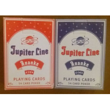 Jupiter kártyacsomag jelölt