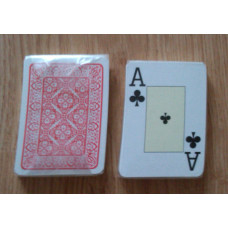 Manipulációs kártya több színben - card manipulation