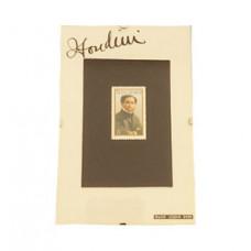 Houdini képkeretes kártyatrükk