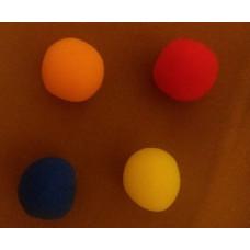 Sponge Ball 4 pcs