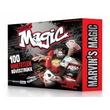 Szemfényvesztő mágikus készlet 100 trükkel