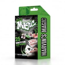 Szemfényvesztő mágikus készlet - Hihetetlen kártyatrükkök